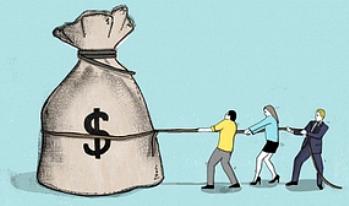 Россияне тратят слишком много на обслуживание своих долгов